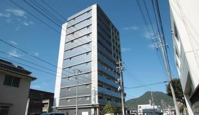 黄金町アパート瑠璃道門新築工事