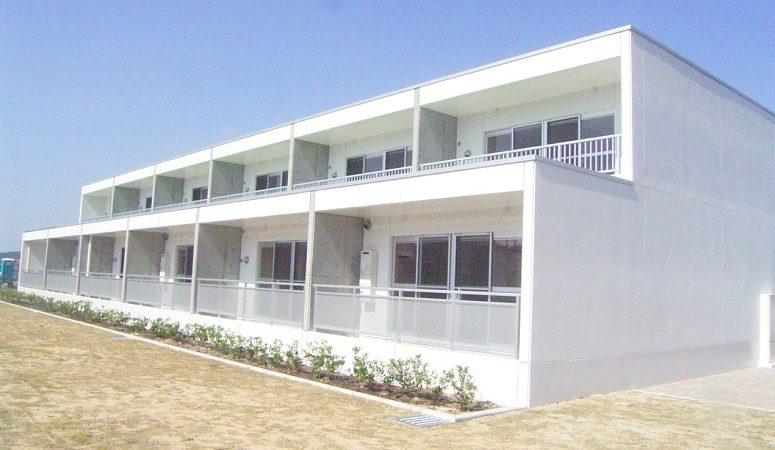 加茂市営住宅新築工事(第1工区)