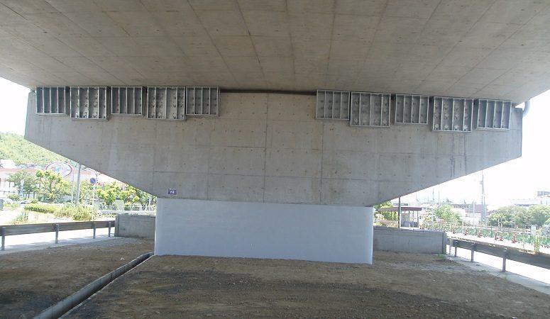 国道2号秋本高架橋外耐震補強工事