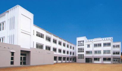 白石中学校校舎増改築工事(第1期)